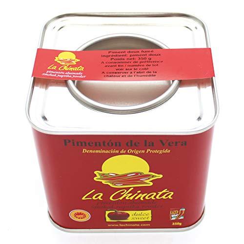Paprikapulver Geräuchert Süß La Chinata 350 Gramm