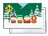 Unified Distribution South Park - 100x70 cm Kunstdruck auf