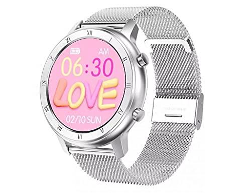 Reloj LISKA SMARTWATCH Caja Y ARMIS Acero SV-02FC-2