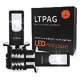 LTPAG 2pcs Luz de Niebla del LED H3, 2019...
