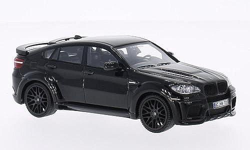 HahomHommes Tycoon Evo, noire met.-noire-anthracite , 2011, voiture miniature, Miniature déjà montée, Neo 1 43
