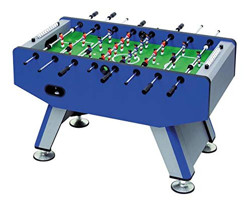 Betzold Sport 756886 - Schul-Kicker PRO - Tisch-Kicker Tischfußball Kinder-Kicker Kickertisch