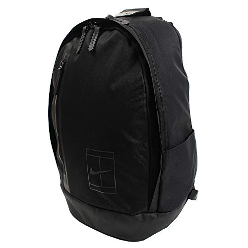 Nike Advantage Tennis Rucksack, Black/Anthracite, 18 x 38 x 50 cm