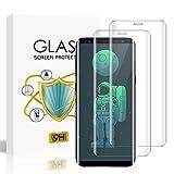 Bodyguard [2 Stück] Panzerglas Schutzfolie für Samsung Galaxy Note 8, Displayschutzfolie für Samsung Note 8, 3D Vollständigen Abdeckung Panzerglasfolie, Anti-Kratzen, 9H Härte