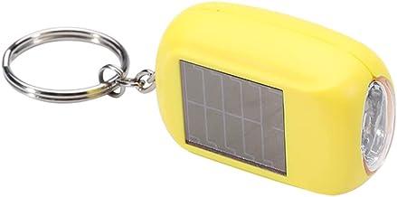 السنيدي - كشاف يدوي السنيدي اضاءة ليد اصفر ميدالية على الطاقة الشمسية 0596094673101 - U