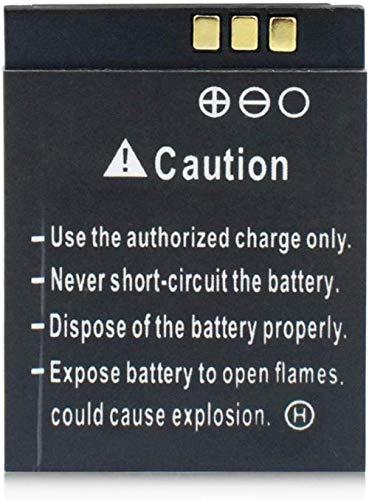 Baterías para El Hogar Batería Recargable Batería De Reloj Inteligente Lq-S1 3.7V 380Mah Reloj Inteligente De Polímero De Iones De Litio Recargable Dz09-1Pcs