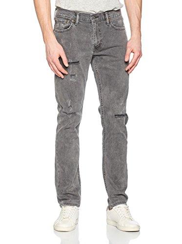 Levi's 511 Slim Fit Jeans, Blu (Blue Navy 1717), 30W / 34L Uomo