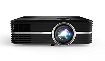 Optoma UHD51A 4K UHD Smart Home Theater Projector Works with Amazon Alexa & Google Assistant