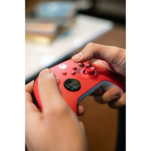 Xbox Wireless Controller Pulse Red - 9