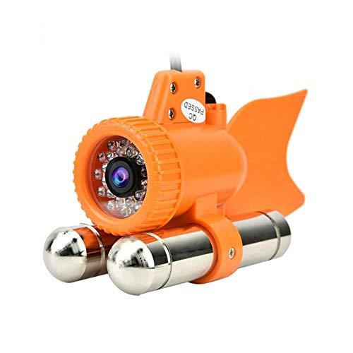 12LED 1000TVL HD Unterwasserkamera Farbvideo Nachtsicht Fischfinder DC12V (20m)