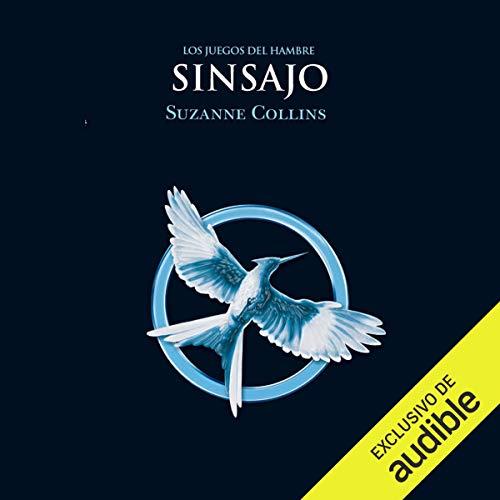 Diseño de la portada del título Sinsajo