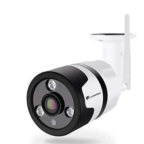 Luowice WiFi Security Camera Outdoor Wireless IP Camera