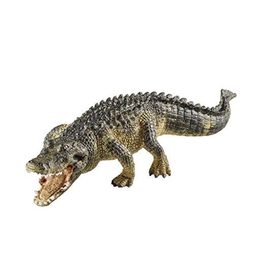 Schleich 14727 - Alligator, Tier Spielfigur