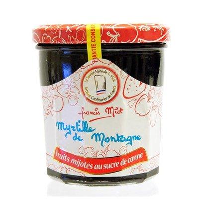 【MIOT】高級ブルーベリージャム(フランス産ミオジャム)