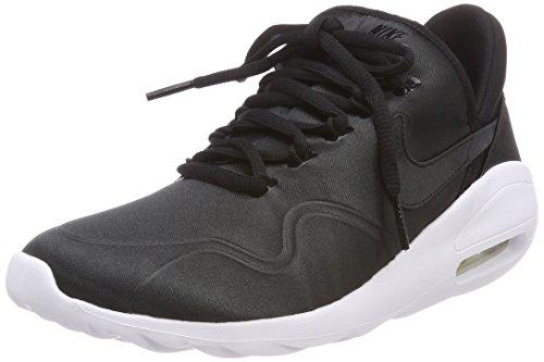 Nike Air MAX Sasha, Zapatillas de Gimnasia Mujer, Negro (Blackblackmetallic Goldwhit 001), 44.5 EU
