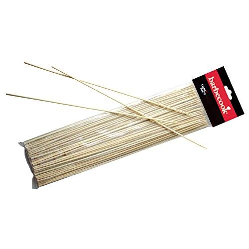 barbecook Bambusspieße Grillzubehör, beige, 30x0,5x1 cm