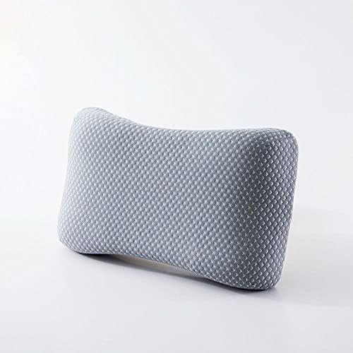 Almohada Ergonómica para Dormir en Diferentes Posturas (Lado, Espalda o Estómago) -Fibra de Bambu_40 * 65cm