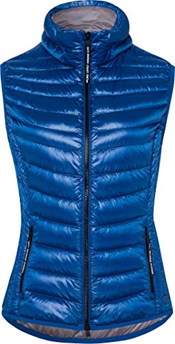BRAX Damen Style Genf Outdoor Weste, ROYAL Blue, 40