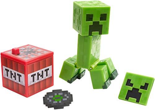 Minecraft Comic Maker Creeper Action Figure