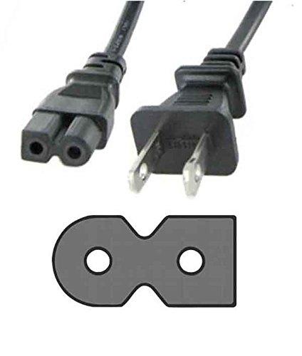 PlatinumPower AC Power Cord Cable for Philips Magnavox AZ1560, AZ1303 Boombox
