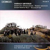 セーヴェルー:管弦楽曲集 Vol.8