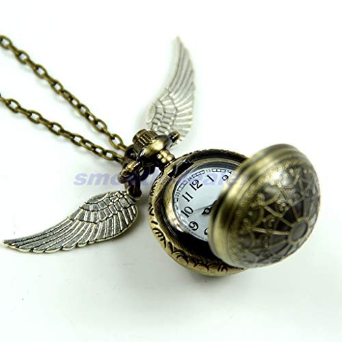 XTYaa - Reloj de Pulsera con Colgante de Cadena de cordón para...