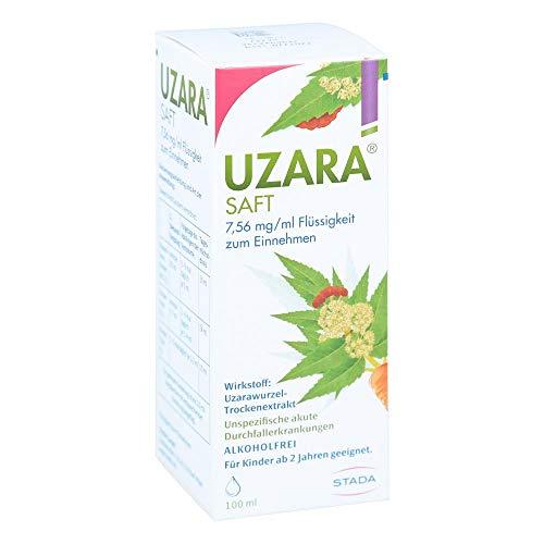 UZARA SAFT alkoholfrei 100 ml