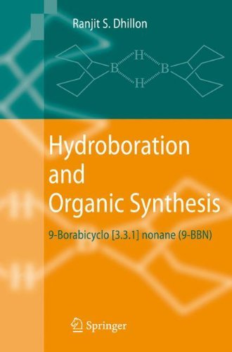 Hydroboration and Organic Synthesis: 9-Borabicyclo [3.3.1] nonane (9-BBN) (English Edition)