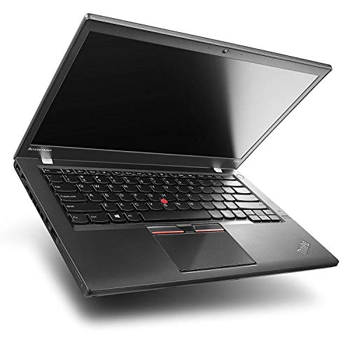 Lenovo ThinkPad T460 - Ordenador portátil de 14 pulgadas Full HD (Intel Core i5-6300U / 2.40 GHz, 8 GB de RAM, 240 GB SSD, webcam, Windows 10 Professional) (reacondicionado)