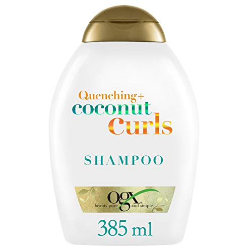 OGX Quenching Coconut Curls Conditioner, 385 ml Shampoo. 385 Milliliters