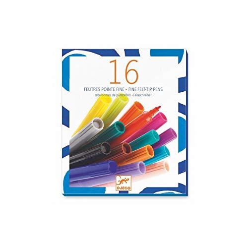 Djeco DJ08796 Die Farben für ältere Kinder, gemischt