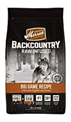 #1 Ingredient Is Real Deboned Lamb Freeze-Dried Real Raw Meat Pieces To Lock In Fresh Taste Grain-Free Nutrition With No Gluten Ingredients For Easier Digestibility Recipe Is Rich With Omega Fatty Acids For Healthy Skin And Coat And Contains Leading ...