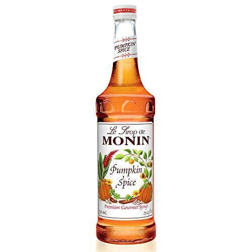 Monin Pumpkin Spice Syrup (750 ml)