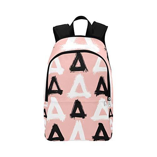 NANA Backpack School Bag Retro Happy Romantic Gift Flowers Durable Water Resistant Classic Best School Bags Kids Casual Bags College Bags for Girls Ladies Daypack