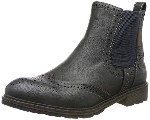 MUSTANG Herren 4140-503-259 Klassische Stiefel, Grau (Graphit 259), 45 EU
