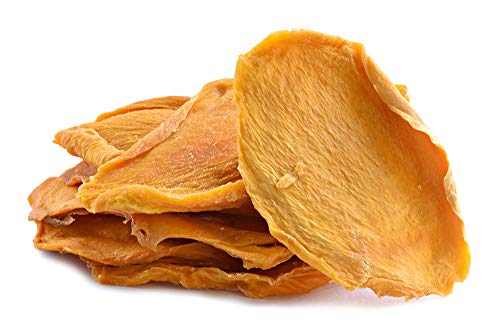 Organic Dried Mango (15lb Case)