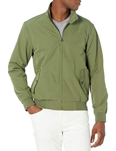 Quiksilver mens 60/40 Harrington Jacket