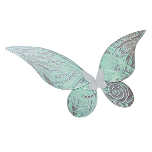 Alas de Hadas de Tul de Niños y Adultos Forma de Mariposa de Ángel - Blanco, Adulto