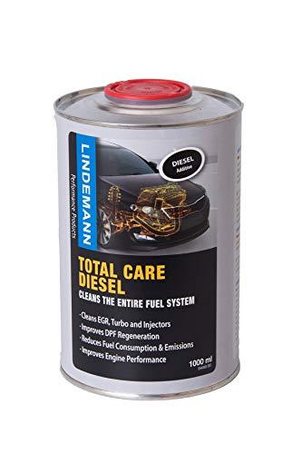 Lindemann *New Total Care Diesel | Diesel Additiv | AGR Reiniger | DPF Reiniger Diesel | Diesel Reiniger | DPF Reiniger | Partikelfilter Reiniger | Diesel Injektor Reiniger