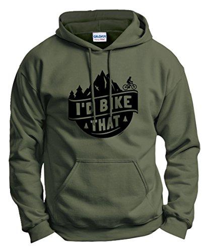 I'd Bike That Sweatshirt