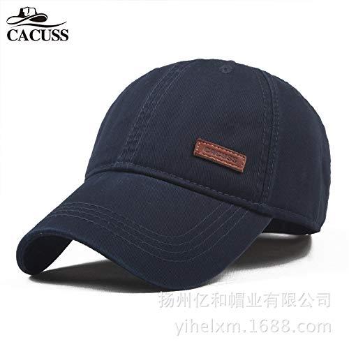 sdssup Berretto da Baseball Estate all'aperto Cappello Nuovo Uomini e Donne Placard cap Alpinismo Cappello Blu Marino M (56-58cm)