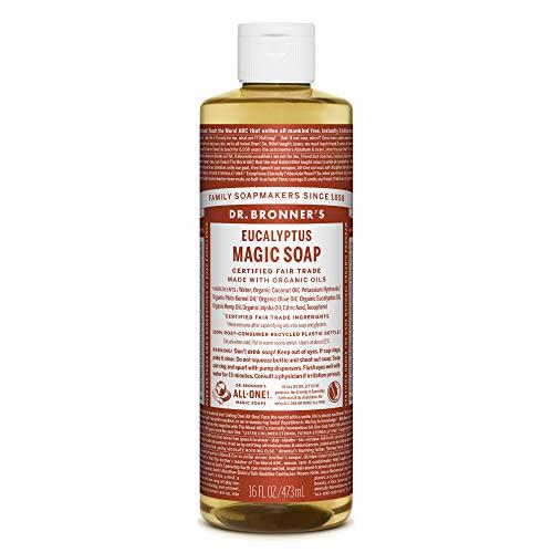 ネイチャーズウェイ ドクターブロナー マジックソープ magic soap ユーカリ 473ml ネイチャーズウェイ