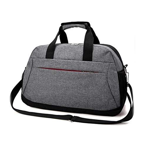 ZENGZHIJIE rugzak handtas sporttas mannen en vrouwen Duffel Bag Fitness Bag Zwembad Bag Reizen Rugzak Cabin koffer Weekend Camping Kit Bag