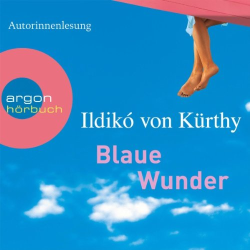 Blaue Wunder audiobook cover art