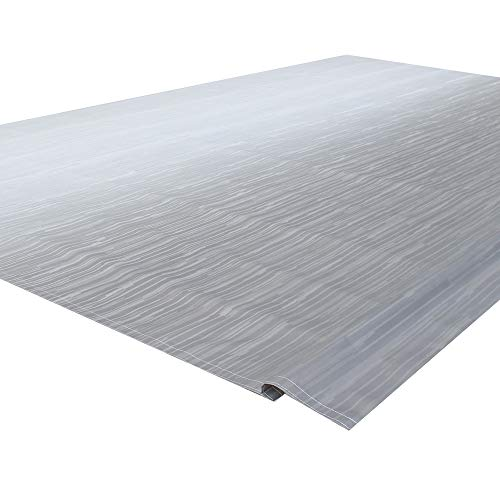 ALEKO RVFAB12X8GREY26 RV Awning Fabric Replacement 12 x 8 Feet Gray