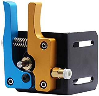 WINSINN 3D Printer Bowden MK8 Extruder, Compatible with Prusa i3 Ender 3 Anet A8 RepRap Hotend Nozzle - Upgrade Aluminum Drive Feed for 1.75mm Filament