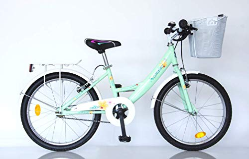 "T&Y Trade 20\"" 20 Zoll Kinder Fahrrad MÄDCHENFAHRRAD KINDERFAHRRAD MÄDCHENRAD Kinder Bike Rad 2300 Grün"