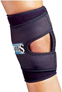 Hely and Weber Shields Kuhl Shields Knee Brace, X-Large