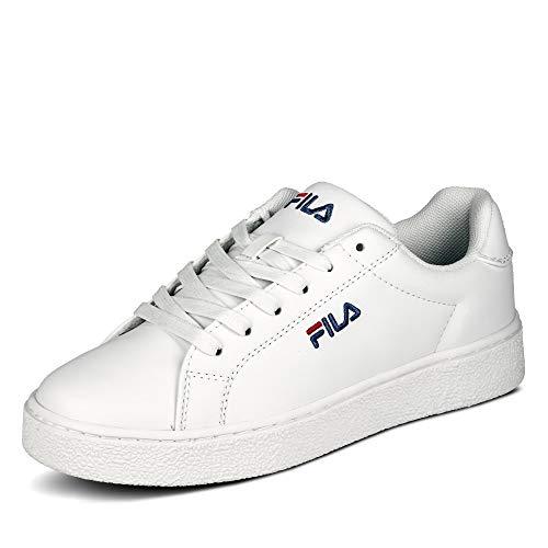 Fila Upstage Low Wmn, Zapatillas para Mujer, Blanco (White 1fg), 39 EU