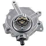 Power Brake Booster Vacuum Pump 06D145100H Replacement for 2006-2009 VW Jetta Passat EOS GTI Golf Audi A4 TT 2.0T 06D145100E 06D145100F NEWZQ